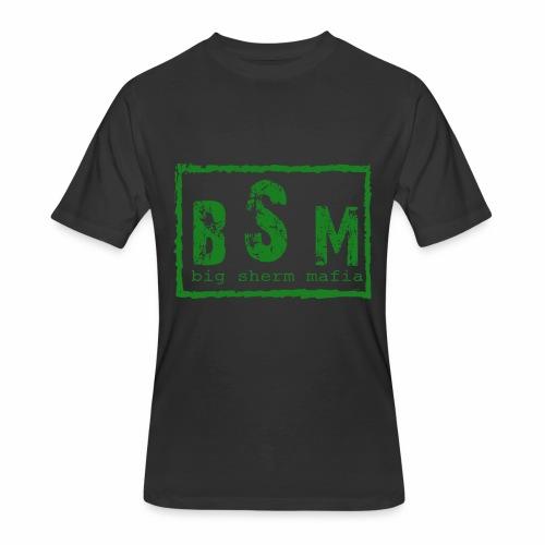 Big Sherm Mafia - Men's 50/50 T-Shirt