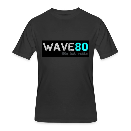 Main Logo - Men's 50/50 T-Shirt