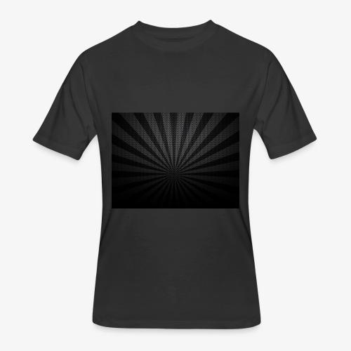 black sunburst fJfSj3wO - Men's 50/50 T-Shirt