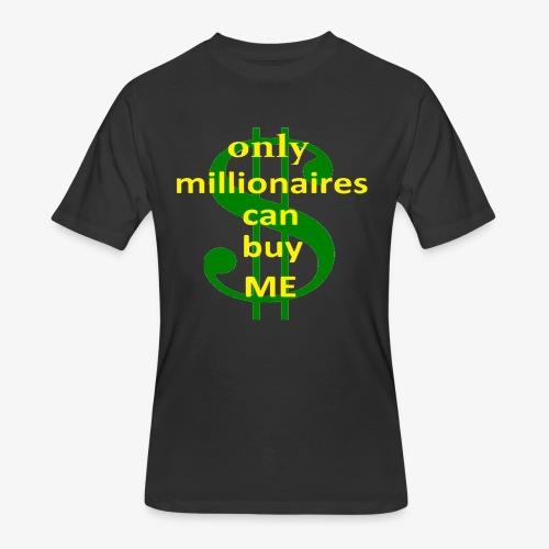 Milioners Tshirt - Men's 50/50 T-Shirt