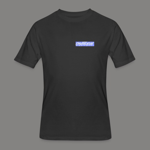 chat gang logo - Men's 50/50 T-Shirt