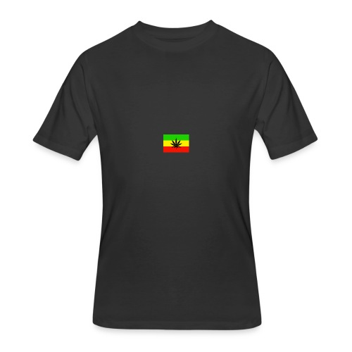 weed - Men's 50/50 T-Shirt