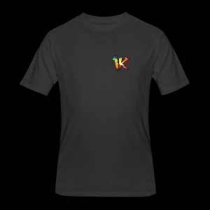 BURGER OG 1k LOGO - Men's 50/50 T-Shirt