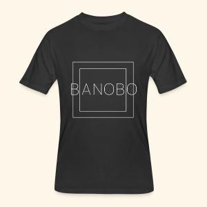 Banobo Logo - Men's 50/50 T-Shirt