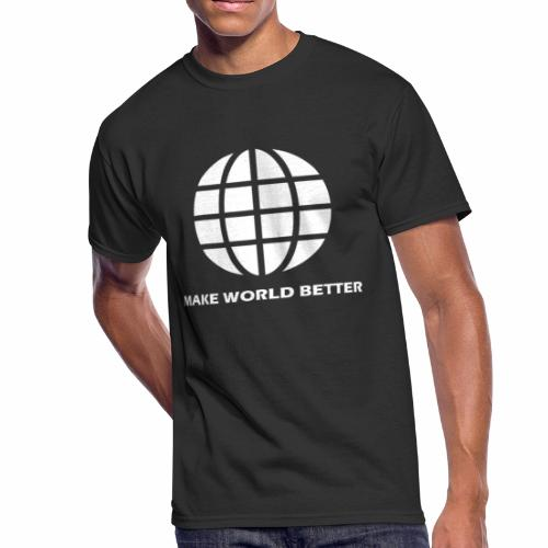 Make World Better Special Fashion collection - Men's 50/50 T-Shirt