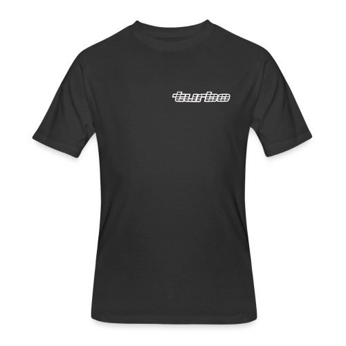 VL Turbo Black - Men's 50/50 T-Shirt