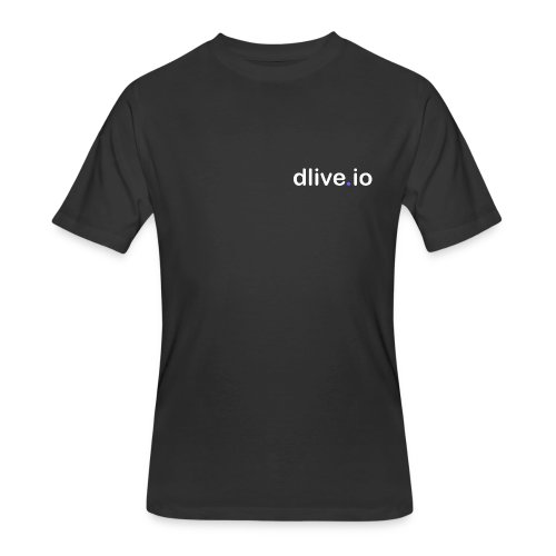 dlive.io - Men's 50/50 T-Shirt
