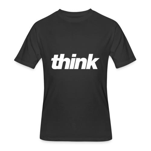 Think4 - Men's 50/50 T-Shirt