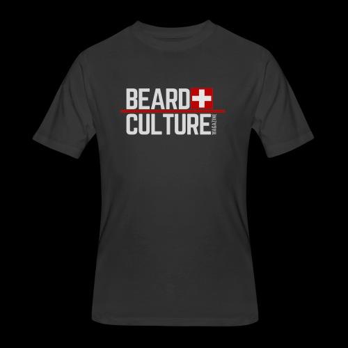 Beard Culture Magazine - Men's 50/50 T-Shirt