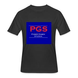 Power Games Studios LOGO - Men's 50/50 T-Shirt