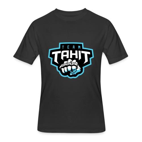 Team Tahit1 - Men's 50/50 T-Shirt