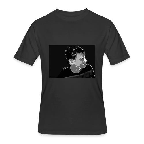 girl i love you - Men's 50/50 T-Shirt
