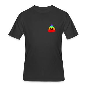 Poooo - Men's 50/50 T-Shirt