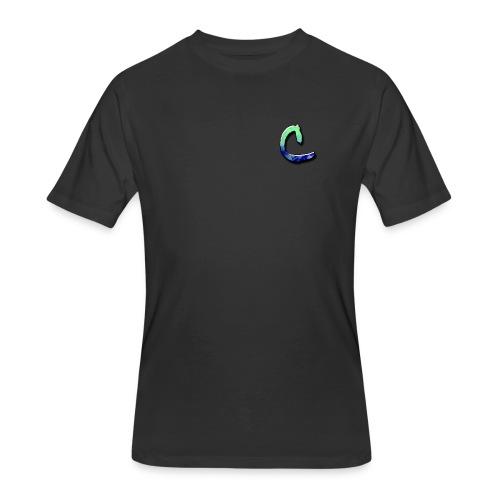 CrevixYT Logo - Men's 50/50 T-Shirt