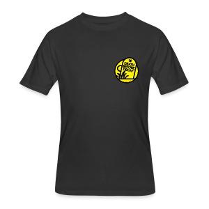 Death Before Decaf - Men's 50/50 T-Shirt