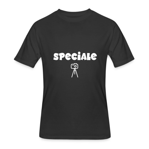 speciale cam white - Men's 50/50 T-Shirt