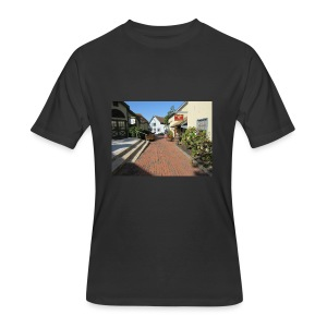 Historic Village - Men's 50/50 T-Shirt