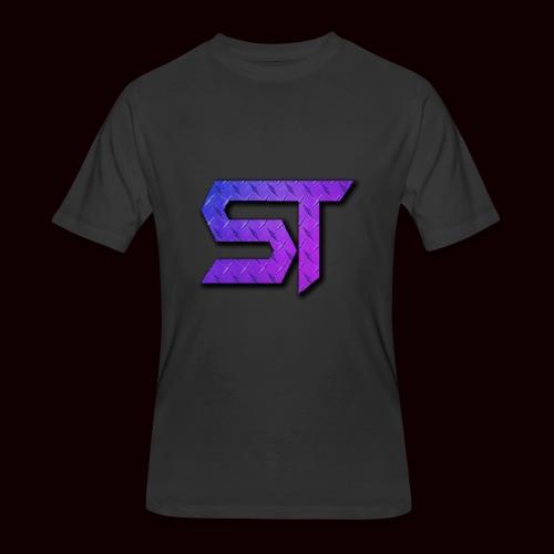SatireTravesty Logo - Men's 50/50 T-Shirt