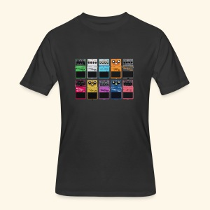 Effects Pedals - Men's 50/50 T-Shirt