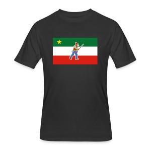 Gilet des Patriotes - T-shirt 50/50 pour hommes