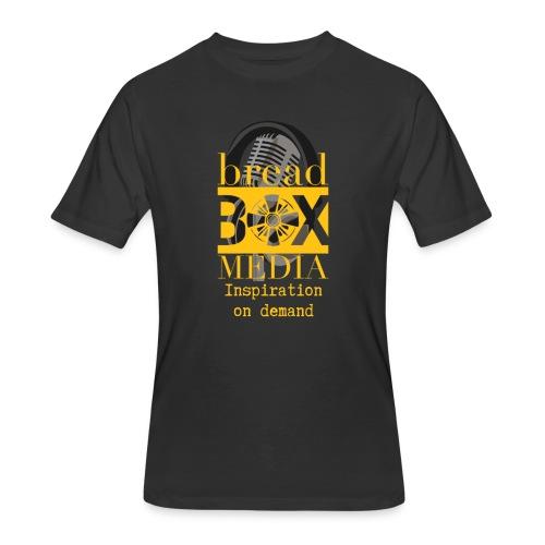 Breadbox Media - Inspiration on demand - Men's 50/50 T-Shirt