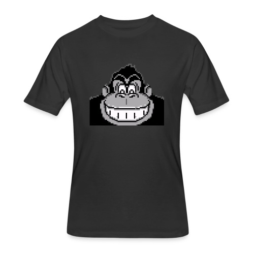 Monkey boss - Men's 50/50 T-Shirt