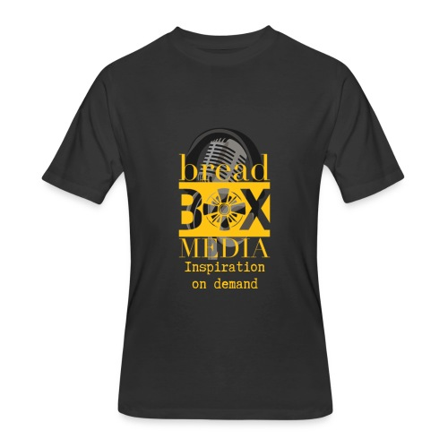 Breadbox Media - Inspiration on demand - Men's 50/50 T-Shirt