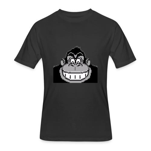 Monkey boss - Men's 50/50 T-Shirt