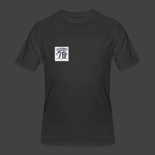California Tropic Men's T-Shirt - Men's 50/50 T-Shirt