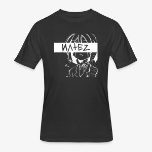 NATEZ Logo - Men's 50/50 T-Shirt