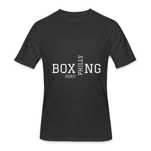 PHILLY BOXING GURU - Men's 50/50 T-Shirt