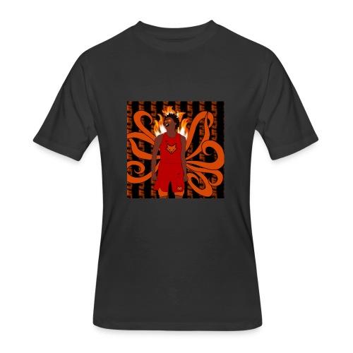 De'aaron Fox Nine Tails - Men's 50/50 T-Shirt