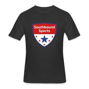 Southbound Sports Crest Logo - Men's 50/50 T-Shirt