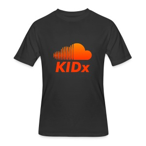 SOUNDCLOUD RAPPER KIDx - Men's 50/50 T-Shirt