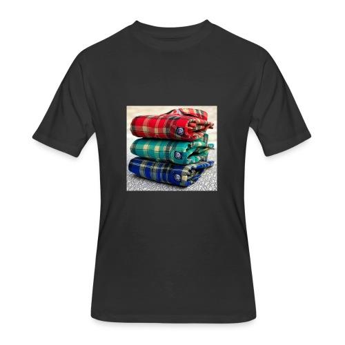 Men's Shirt (Pure Cotton) - Men's 50/50 T-Shirt