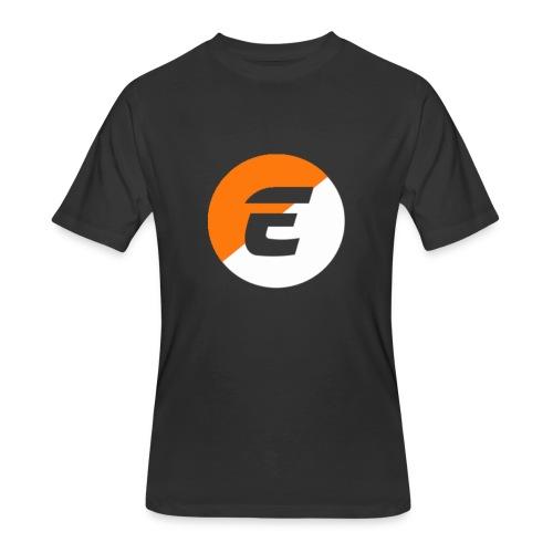 EMBER NATION TEE - Men's 50/50 T-Shirt