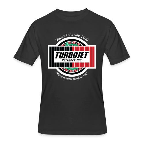 TJ Vegas T-shirt - Men's 50/50 T-Shirt