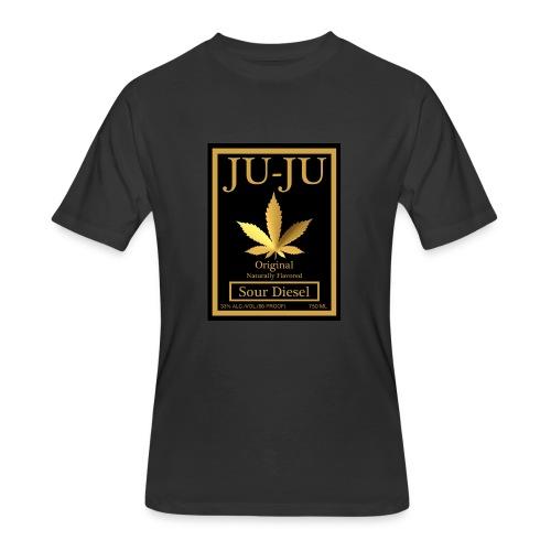 juju label Final New - Men's 50/50 T-Shirt