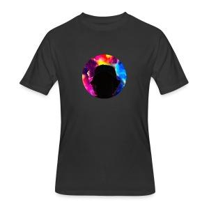Aidan.J.Keller Logo T-Shirt - Men's 50/50 T-Shirt
