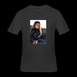Rebecca Grant tuff and sexy - Men's 50/50 T-Shirt