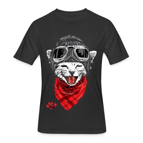 Aviador - Men's 50/50 T-Shirt