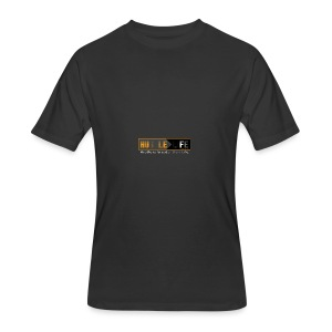 Hustle_Life - Men's 50/50 T-Shirt