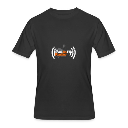 Paul in Rio Radio - Thumbs-up Corcovado #1 - Men's 50/50 T-Shirt