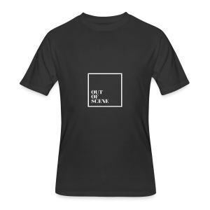 OUT OF SCENE - Men's 50/50 T-Shirt