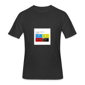 First shirt - Men's 50/50 T-Shirt