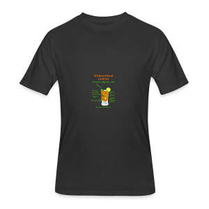 Schlong Island Iced Tea - Men's 50/50 T-Shirt