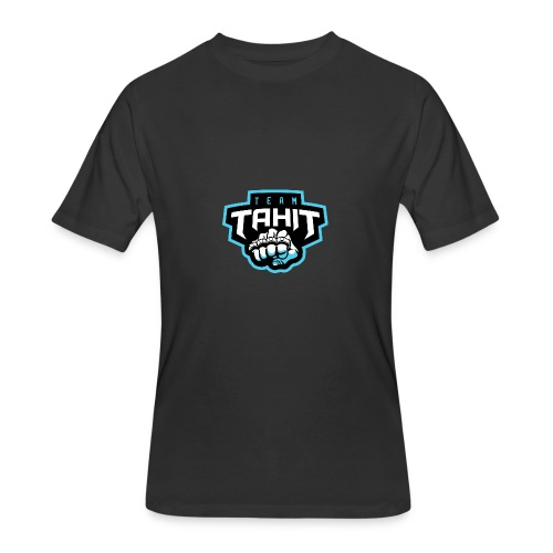 Team Tahit1 - Men's 50/50 T-Shirt