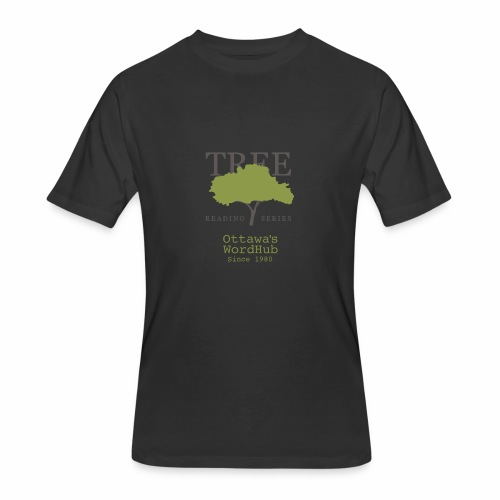 Tree Reading Swag - Men's 50/50 T-Shirt