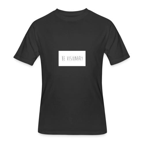 Be Visionary V5 - Men's 50/50 T-Shirt