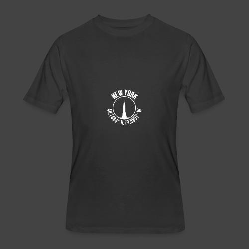 New York Coords - Men's 50/50 T-Shirt